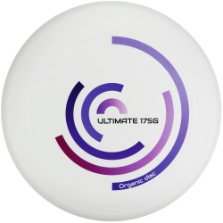 Frisbee per Ultimate da competizione modello Rotator - blu, lilla e viola