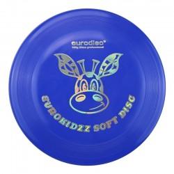 Frisbee Soft per uso professionale e scolastico colore blu