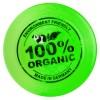 Frisbee ecologico da 23 cm colore verde