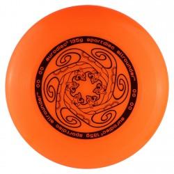 Frisbee Junior Ultimate e all-round da 135 gr arancione