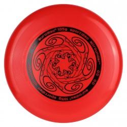Frisbee Junior Ultimate e all-round da 135 gr rosso