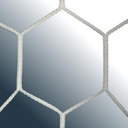 reti per calcetto a maglia esagonale