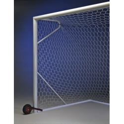 Porta da calcio trasportabile - misure regolamentari